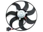 Eletroventilador Polo/ Fox 08/  C/ Ar (390Mm)